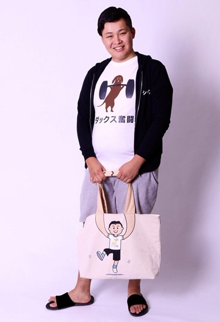 Fischer\u0027sのンダホが動画で着用しているふざけTシャツを衣類・雑貨ブランド「ふざけファクトリー」としてヴィレッジヴァンガードイオンレイクタウンPLUS店にて11月25